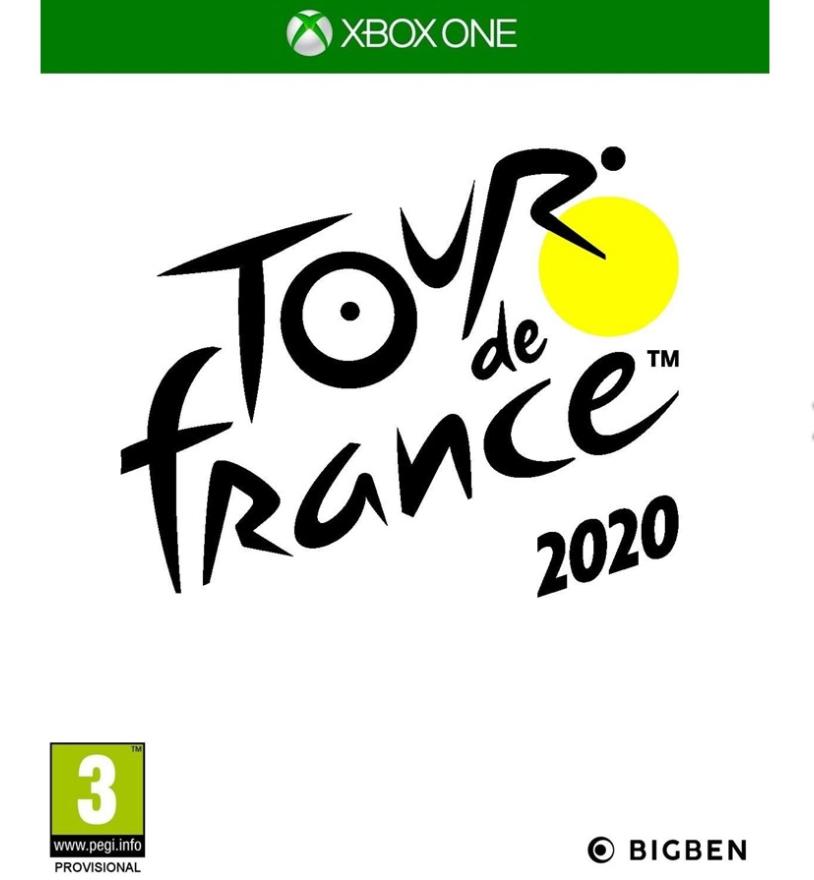 Boxart van Tour de France 2020 (Xbox One), Cyanide Studio
