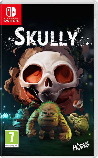 Boxart van Skully (Switch), Modus
