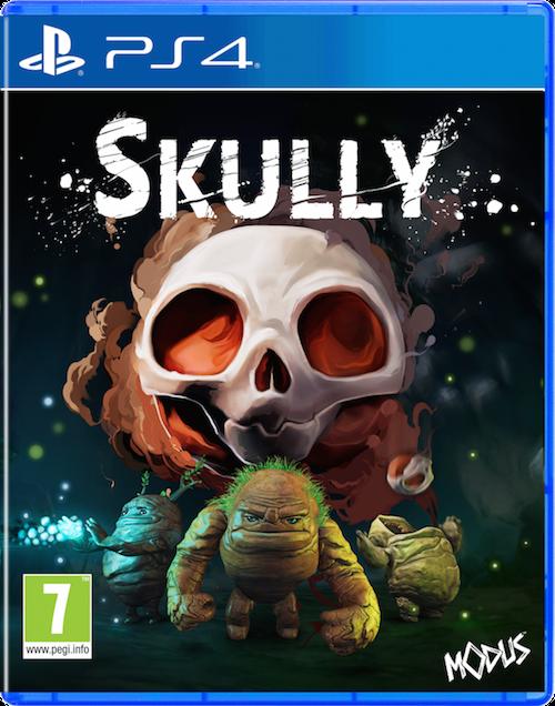 Boxart van Skully (PS4), Modus