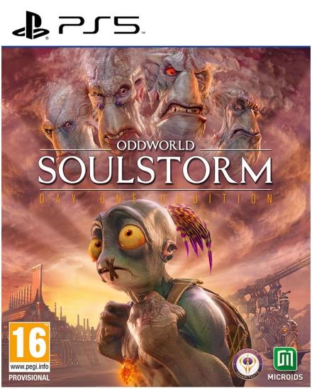 Oddworld Soulstorm (PS5), Oddworld Inhabitants