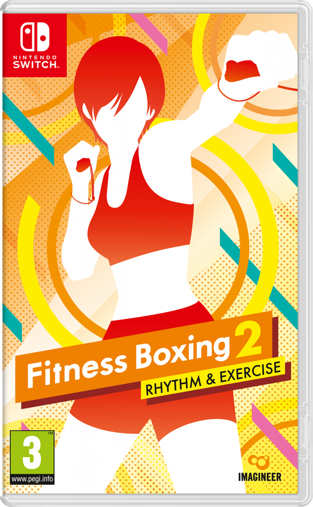 Boxart van Fitness Boxing 2: Rhythm & Excercise (Switch),