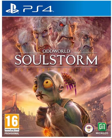 Oddworld: Soulstorm (PS4), Oddworld Inhabitants