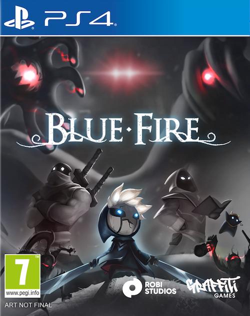 Blue Fire (PS4), Robi Studios