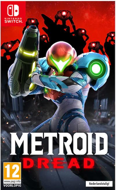 Metroid: Dread (Switch), Nintendo