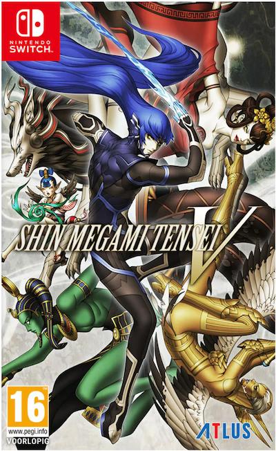 Shin Megami Tensei V (Switch), Atlus