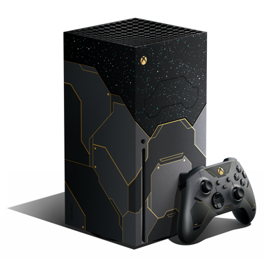 Xbox Series X Console - Halo Infinite Limited Edition (1 TB) (Xbox Series X), Microsoft