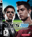 Boxart van Pro Evolution Soccer 2008 (PS3), Konami