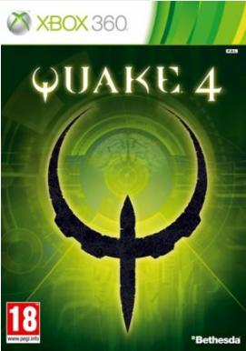 Boxart van Quake 4 (Xbox360), Raven Software