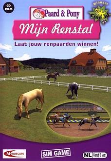 Boxart van Paard & Pony: Mijn Renstal (PC),