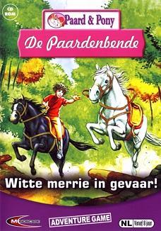 Boxart van Paard & Pony: De Paardenbende (PC),