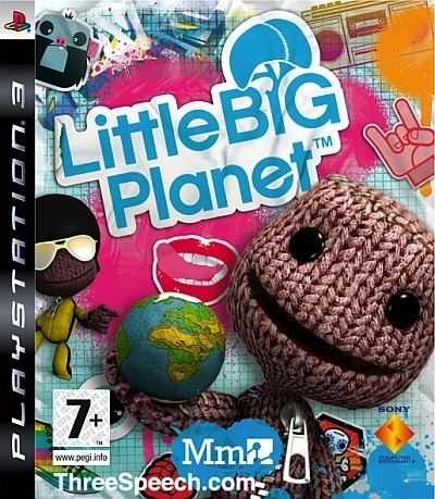 Boxart van LittleBigPlanet (PS3), Media Molecule