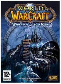 Boxart van World of Warcraft: Wrath of the Lich King (PC), Blizzard