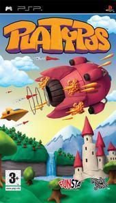 Boxart van Platypus (PSP),